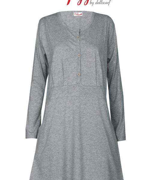 tshirt-muslimah-cotton-farha-plain-grey