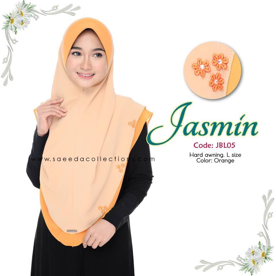TUDUNG CHIFFON JASMIN JBL05