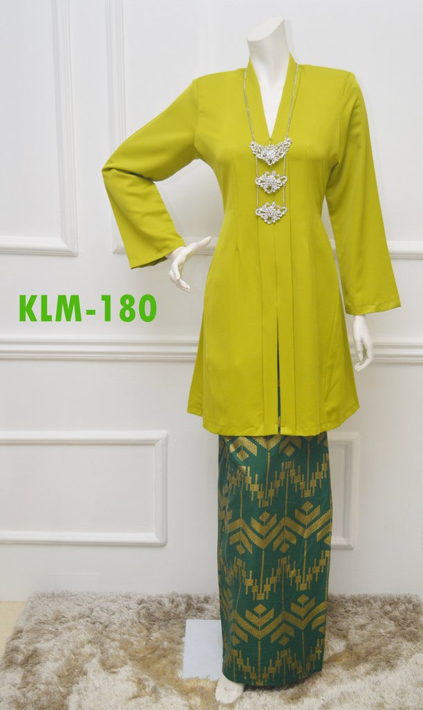 baju-kebaya-legenda-mahsuri-klm180-yellow-green