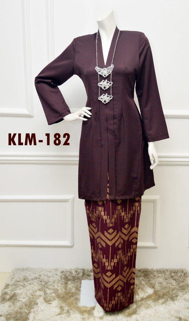 baju-kebaya-legenda-mahsuri-klm182-dar-brown