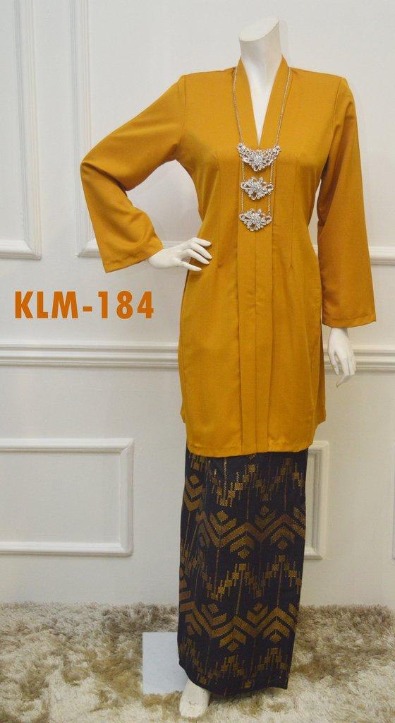 baju-kebaya-legenda-mahsuri-klm184-yellow-mustard