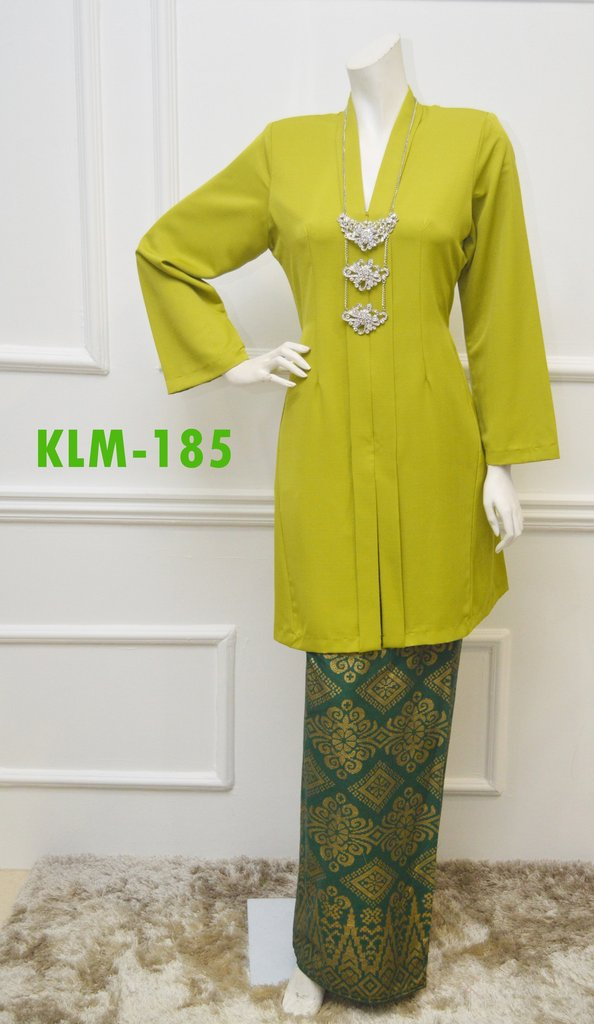baju-kebaya-legenda-mahsuri-klm185-yellow-green