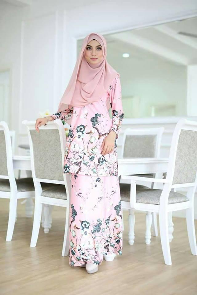 baju-kurung-camilla-pink