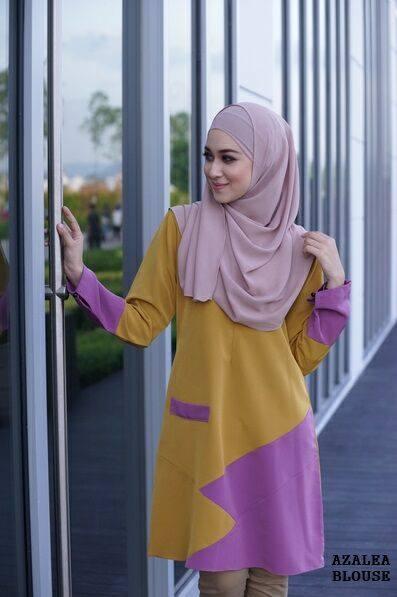 blouse-azalea-mustard-purple-b