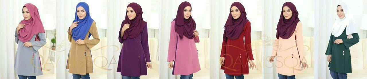 blouse-muslimah-le-ara-all-a