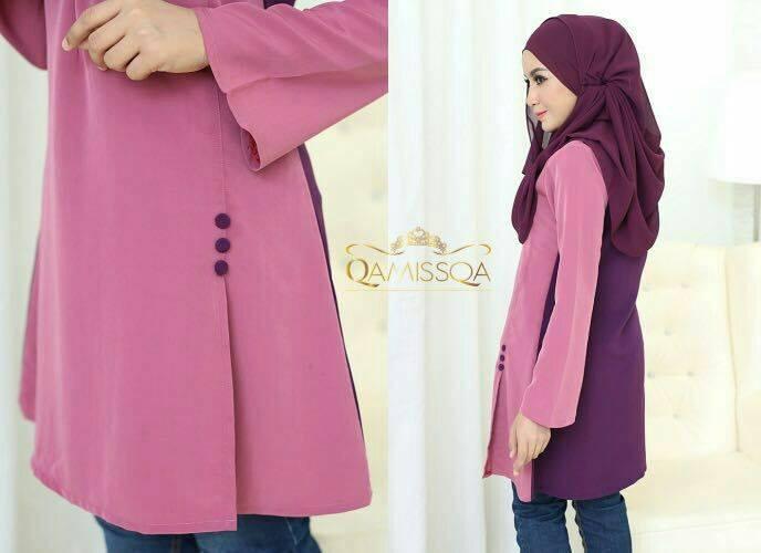 blouse-muslimah-le-ara-back