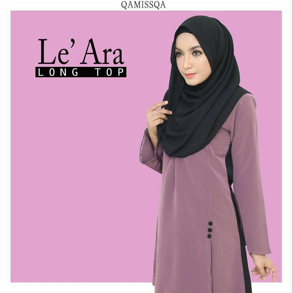 blouse-muslimah-le-ara-dusty-purple-b