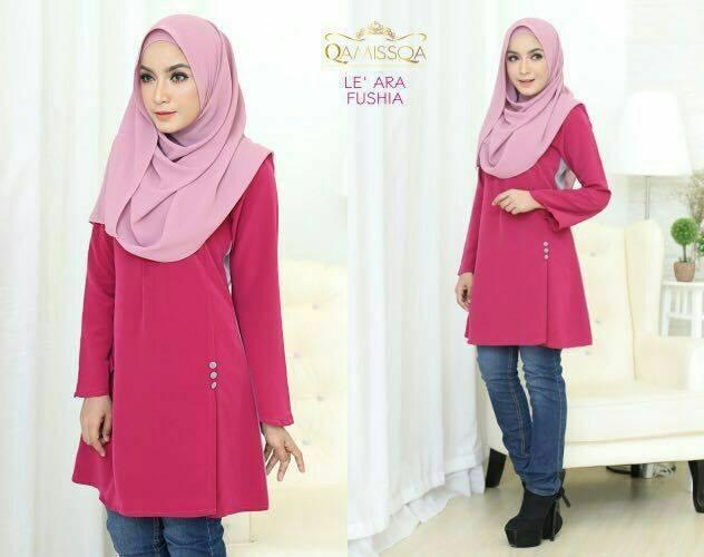 blouse-muslimah-le-ara-fuschia-a