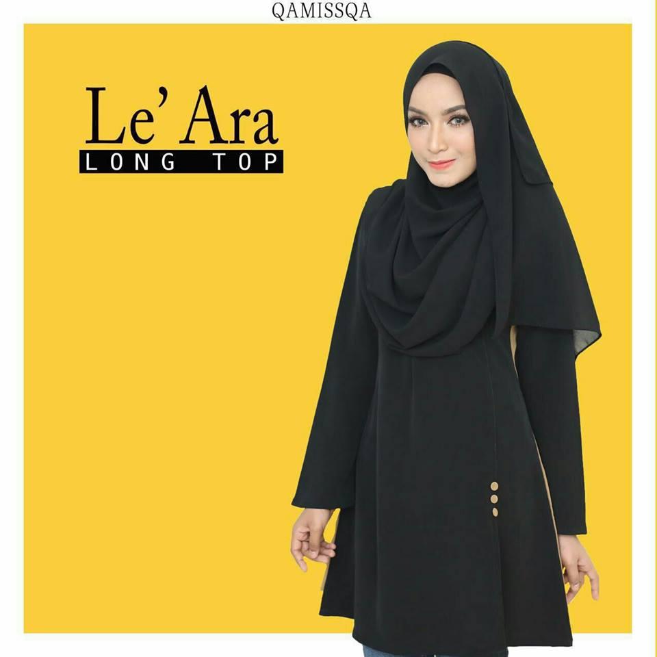 blouse-muslimah-le-ara-majestic-black-b