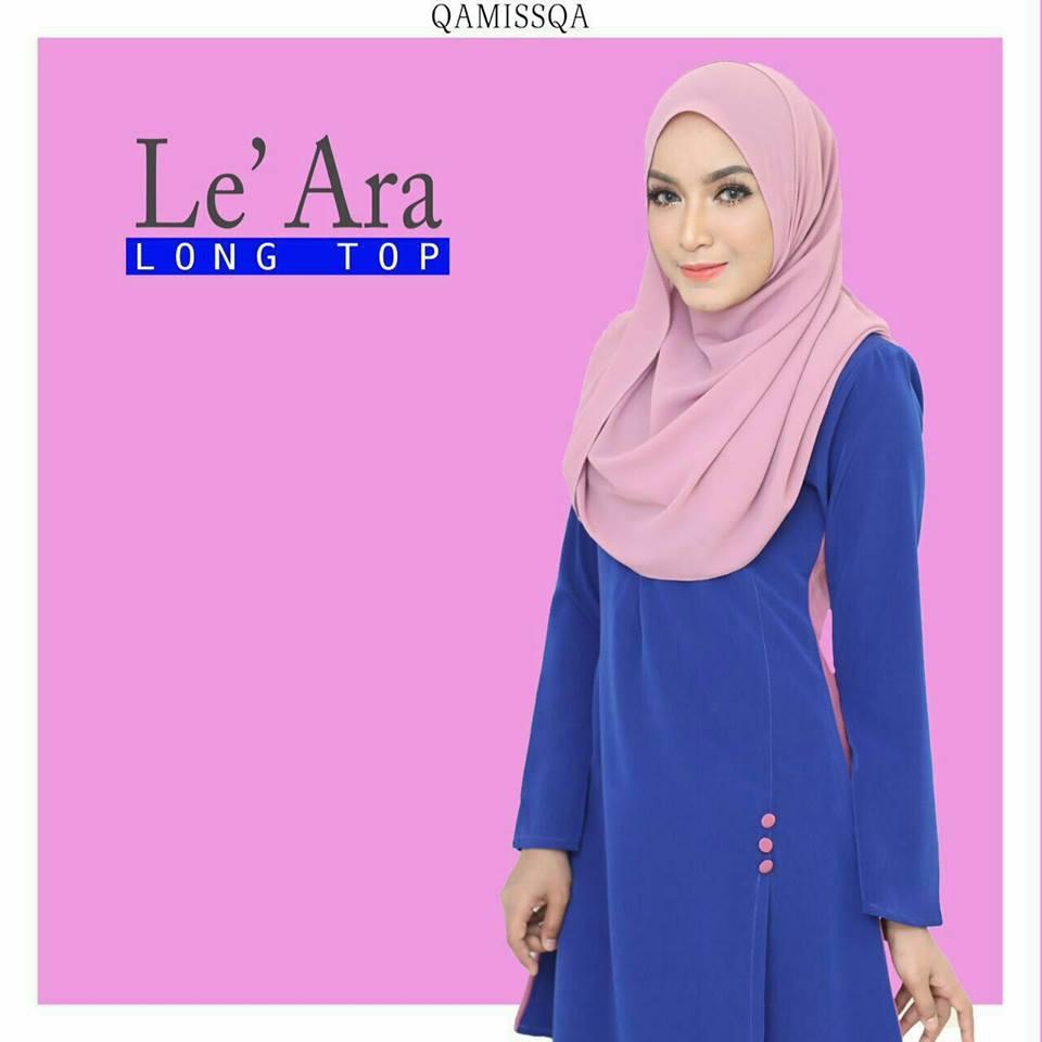 blouse-muslimah-le-ara-royal-blue-b