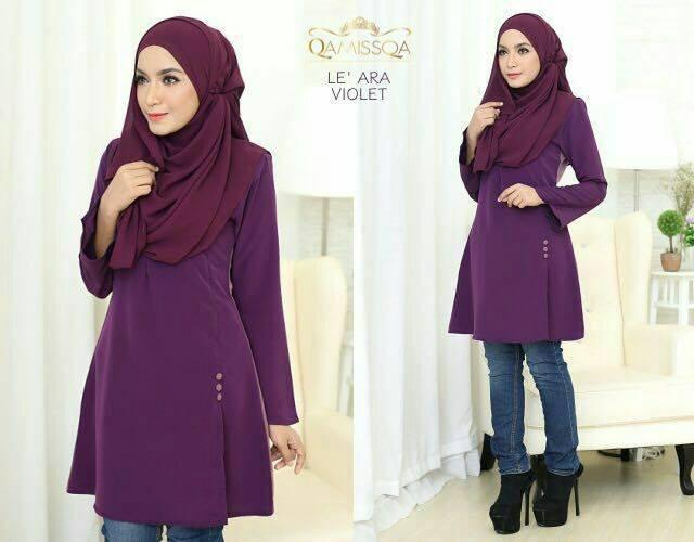 blouse-muslimah-le-ara-violet-a