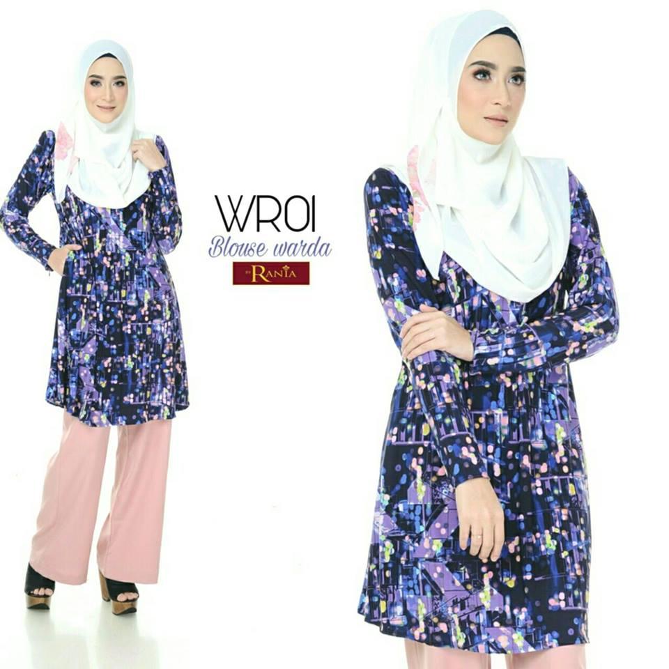 blouse-muslimah-lycra-warda-wr01