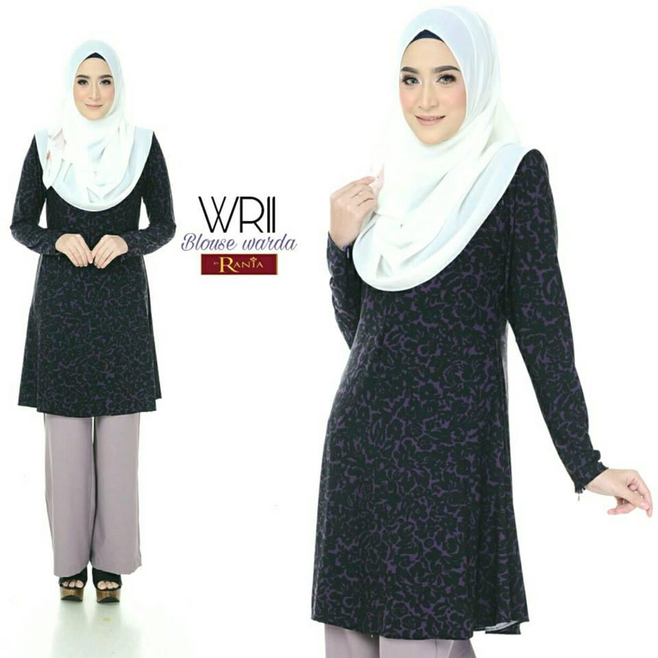 blouse-muslimah-lycra-warda-wr11