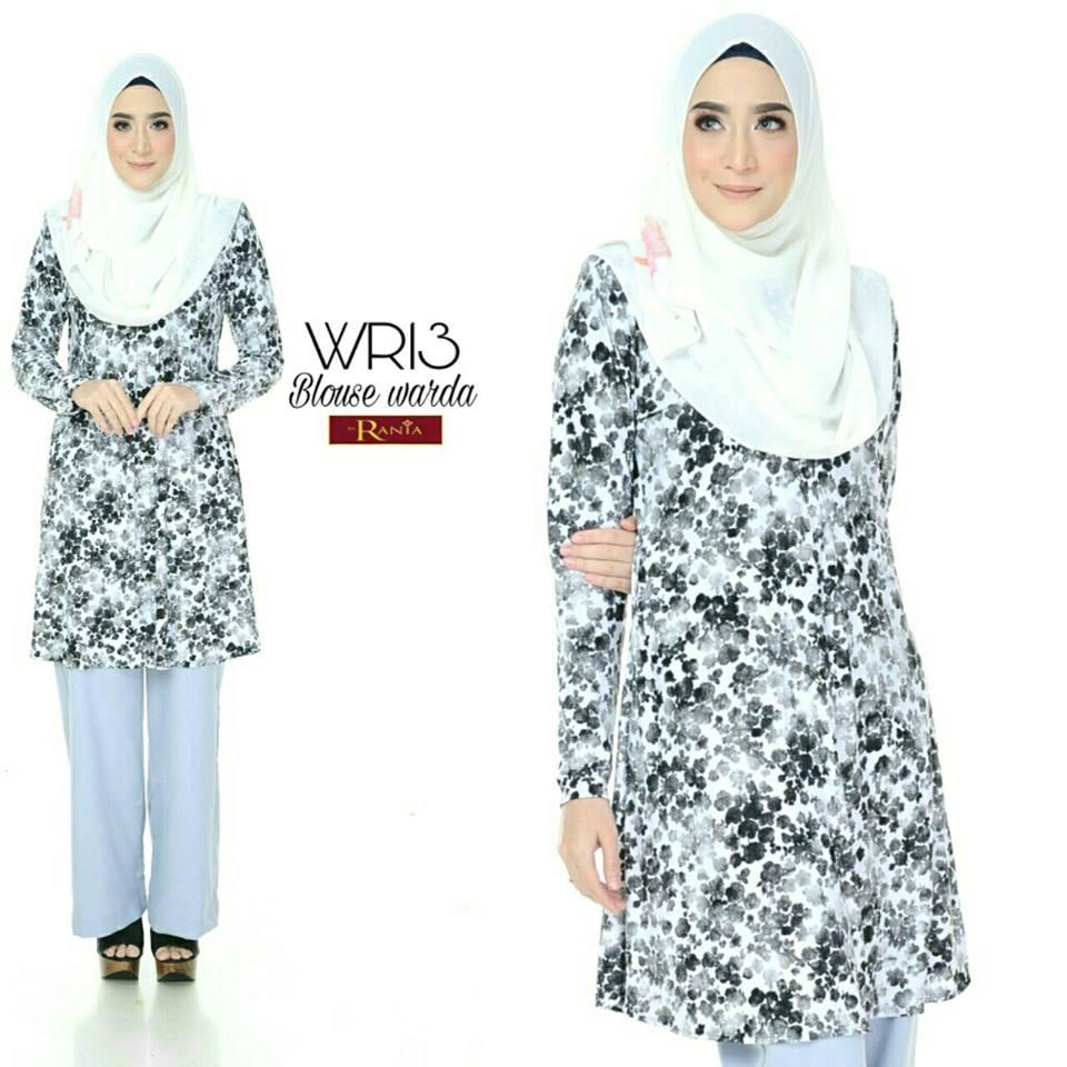 blouse-muslimah-lycra-warda-wr13