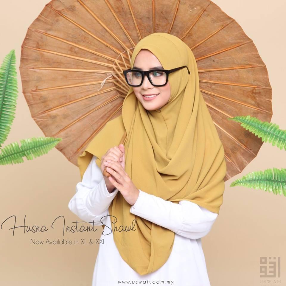 instant-shawl-husna-labuh-demo