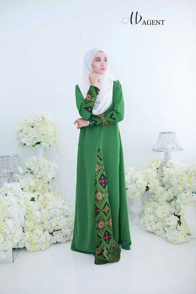 jubah-alayya-hijau