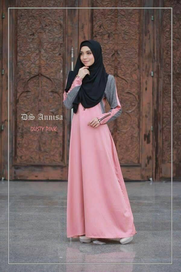 jubah-an-nisa-dusty-pink