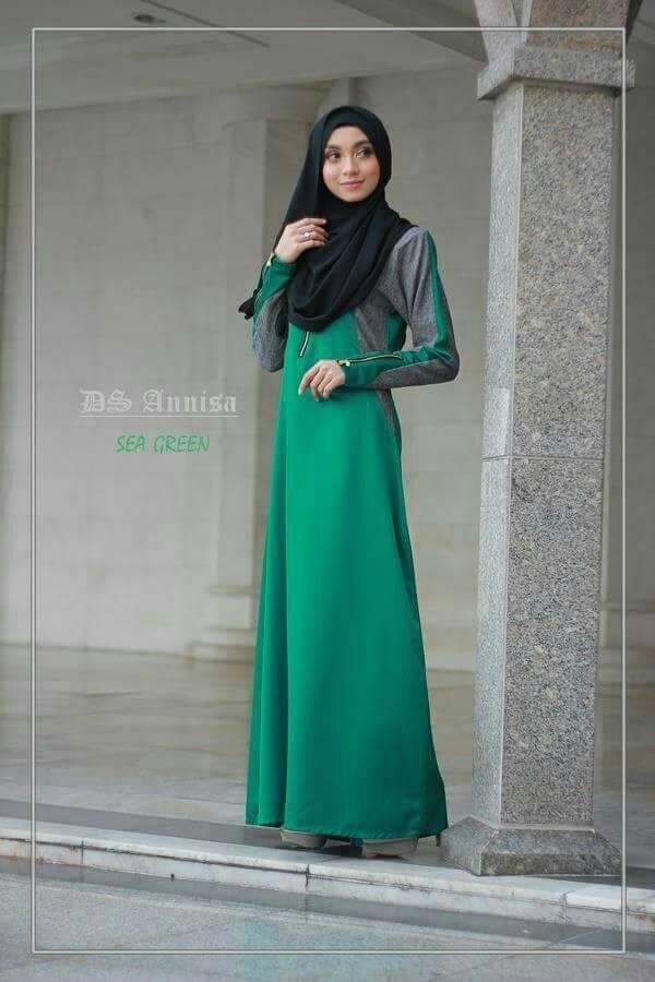 jubah-an-nisa-sea-green