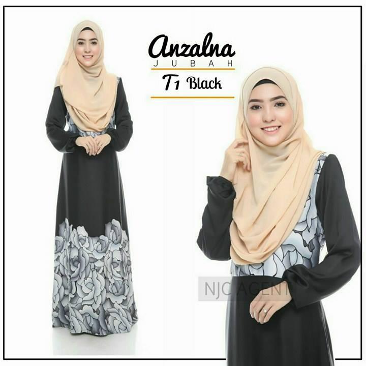 jubah-motif-anzalna-t1-black