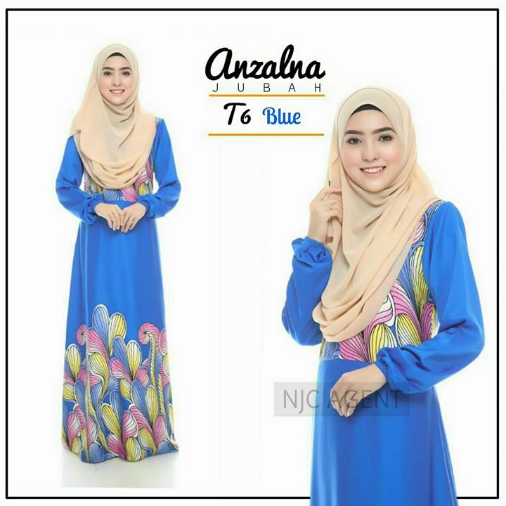 jubah-motif-anzalna-t6-blue