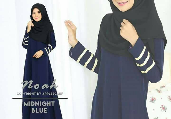 jubah-noah-midnight-blue