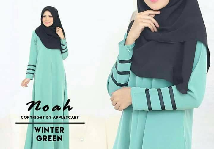 jubah-noah-winter-green