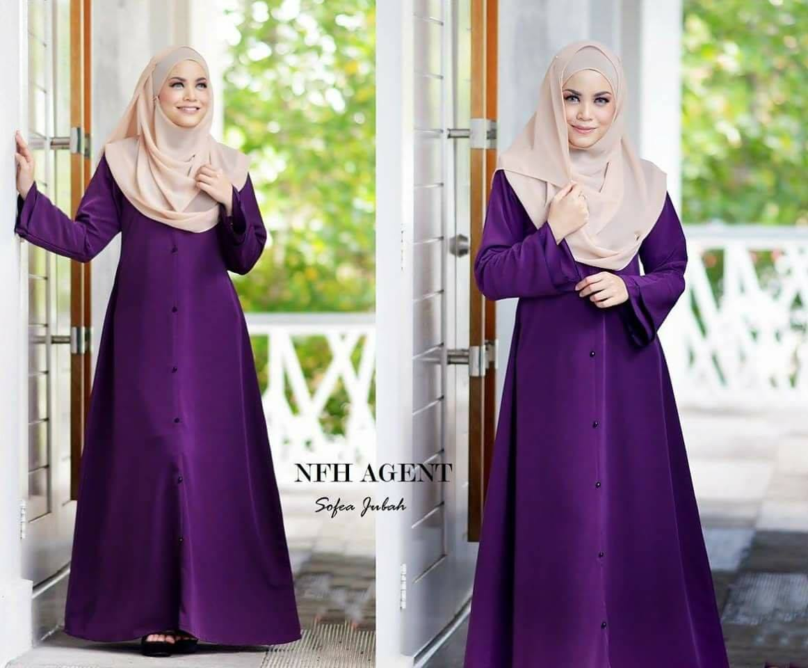 jubah-sofea-dark-purple