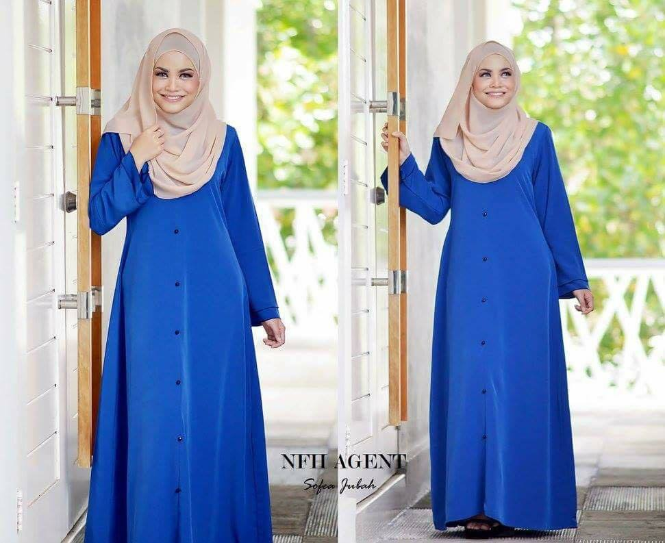 jubah-sofea-royal-blue
