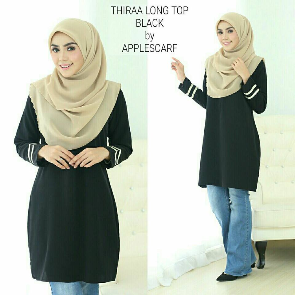 long-top-muslimah-thiraa-black