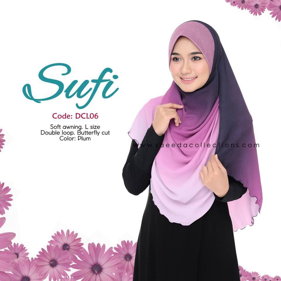 shawl-double-loop-chiffon-labuh-l-sufi-dcl06