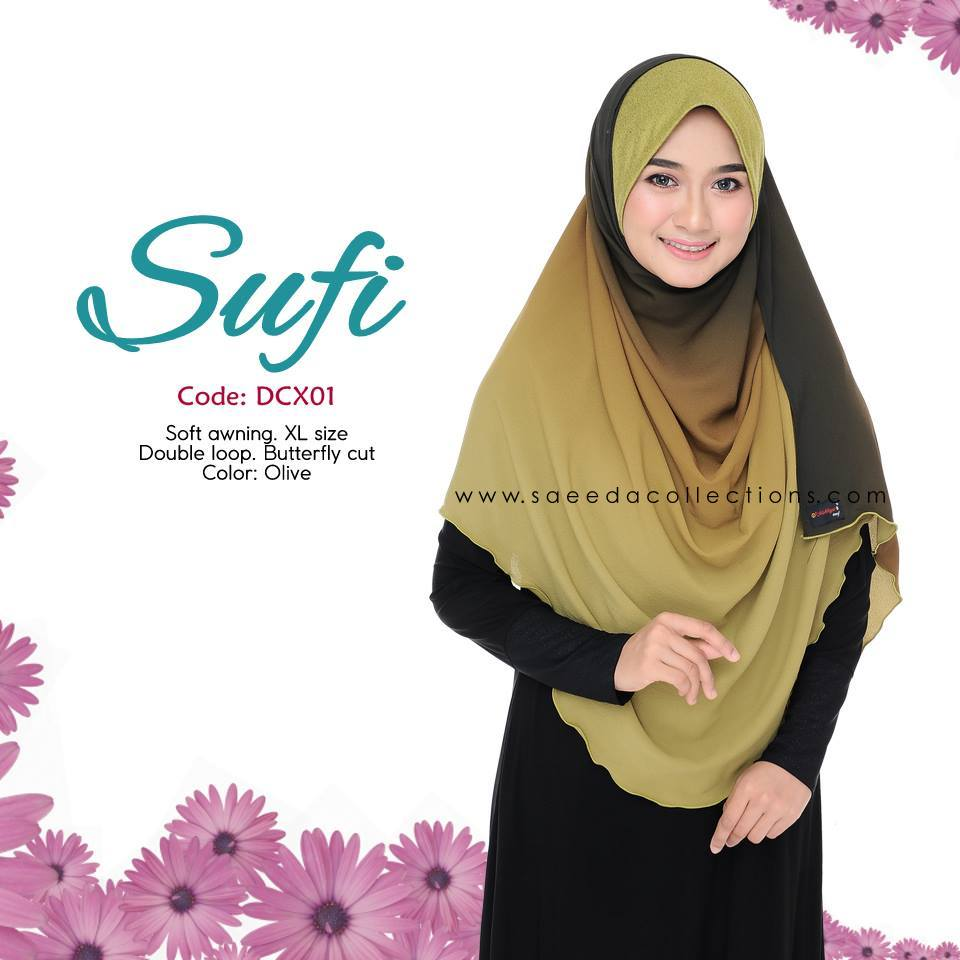 shawl-double-loop-chiffon-labuh-xl-sufi-dcx01