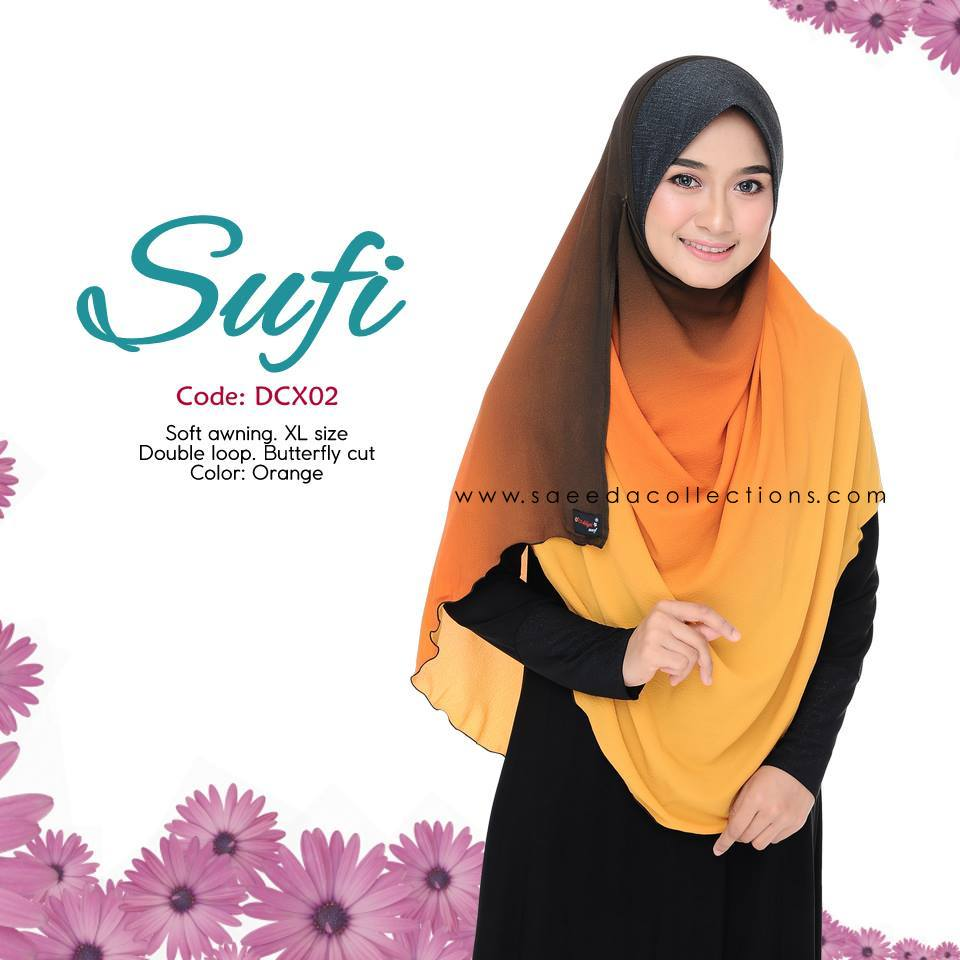 shawl-double-loop-chiffon-labuh-xl-sufi-dcx02