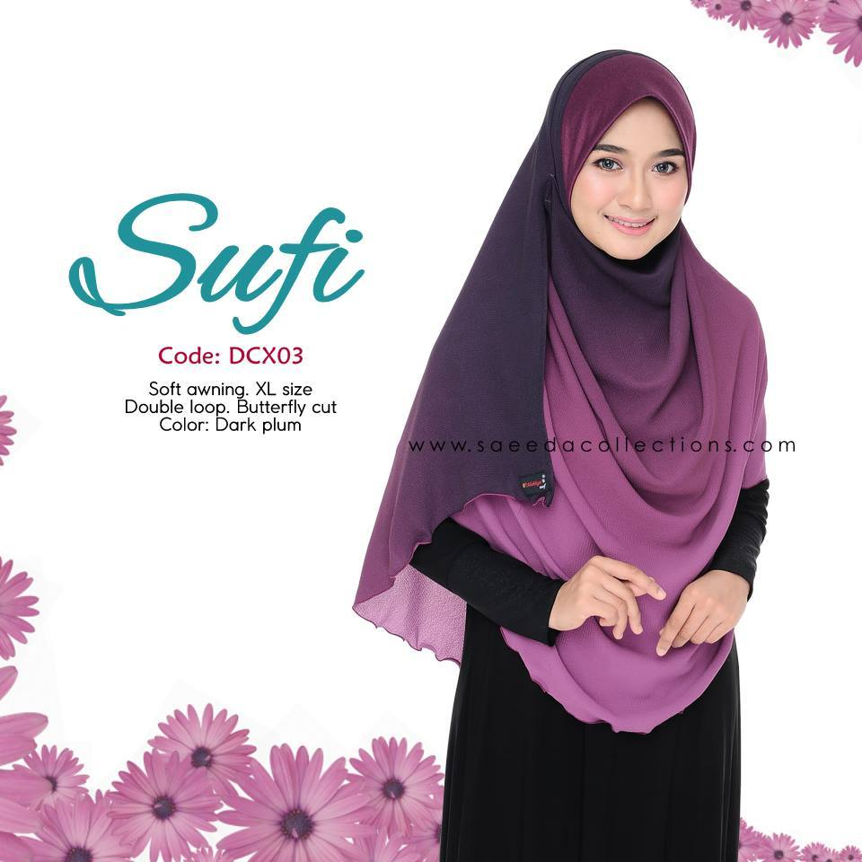 shawl-double-loop-chiffon-labuh-xl-sufi-dcx03