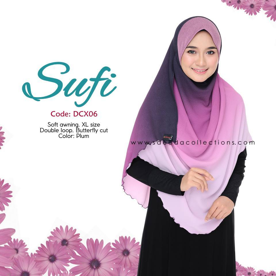 shawl-double-loop-chiffon-labuh-xl-sufi-dcx06