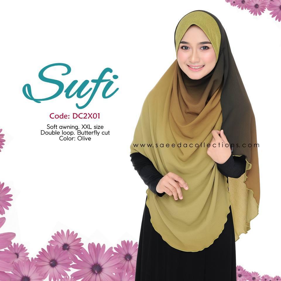 shawl-double-loop-chiffon-labuh-xxl-sufi-dc2x01