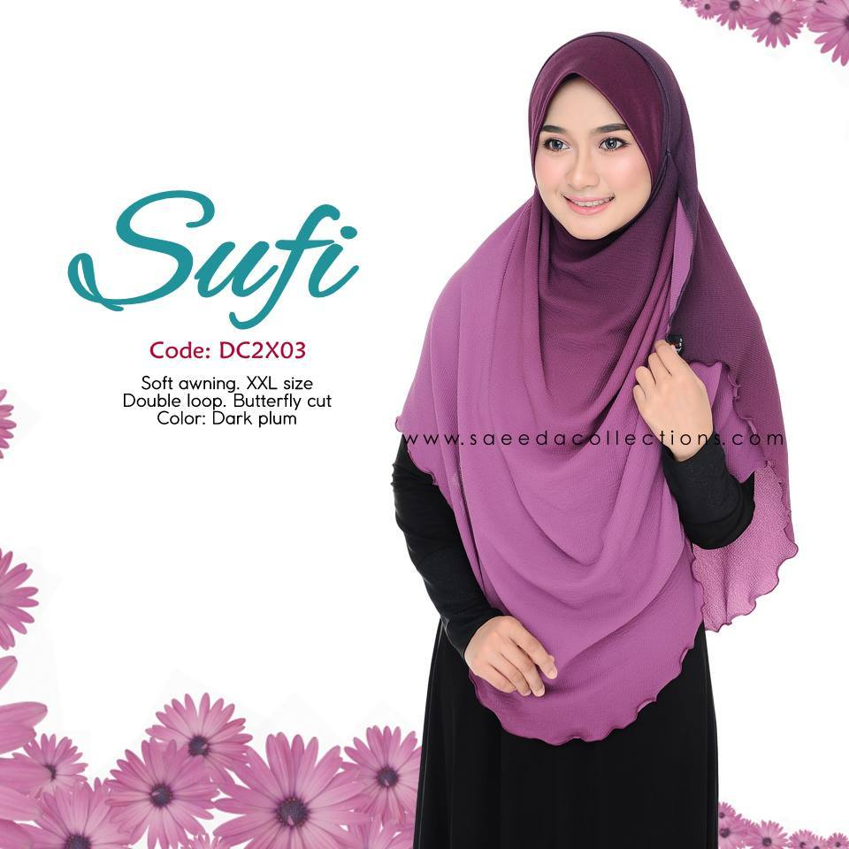 shawl-double-loop-chiffon-labuh-xxl-sufi-dc2x03