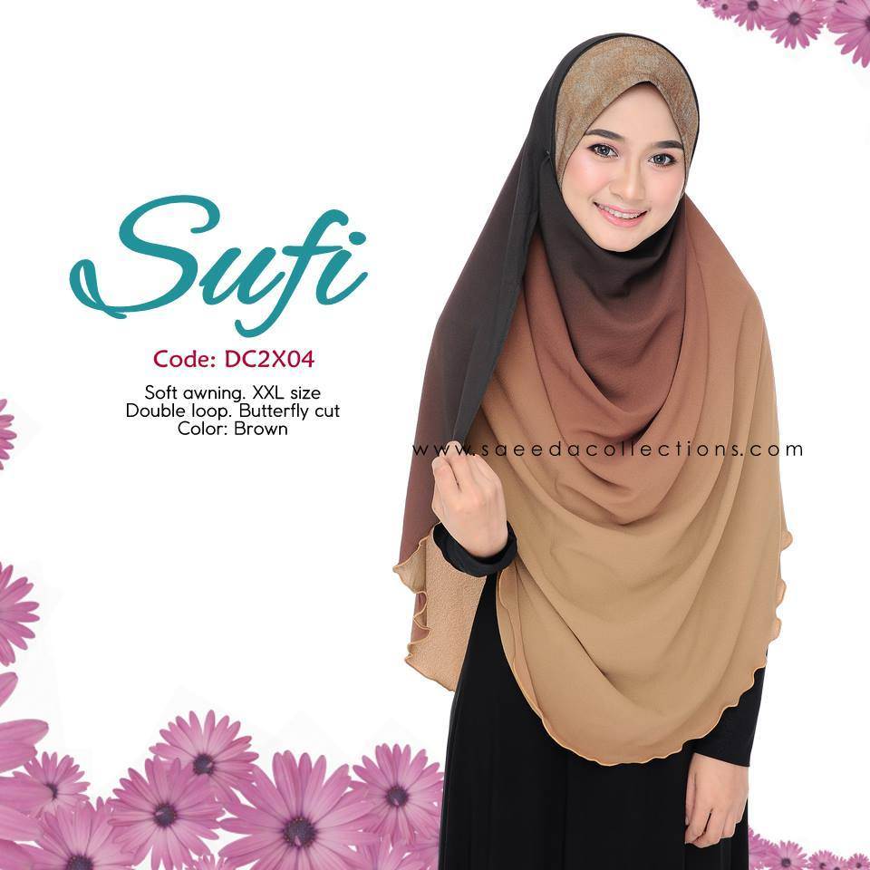shawl-double-loop-chiffon-labuh-xxl-sufi-dc2x04