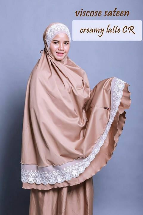 telekung-renda-premium-cotton-sateen-creamy-latte