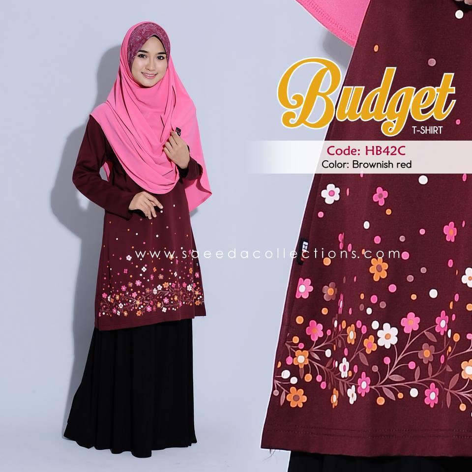tshirt-muslimah-cotton-kod-hb4242c