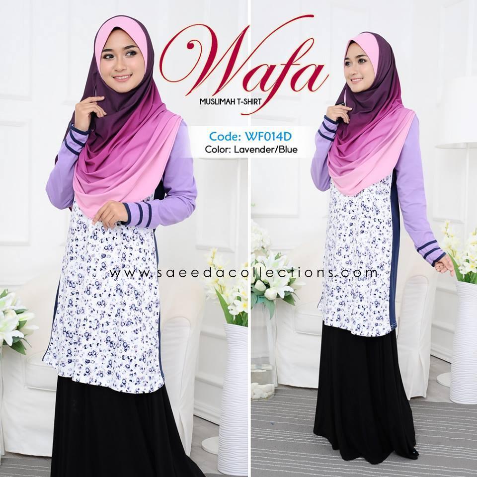 tshirt-muslimah-wafa-wf014d