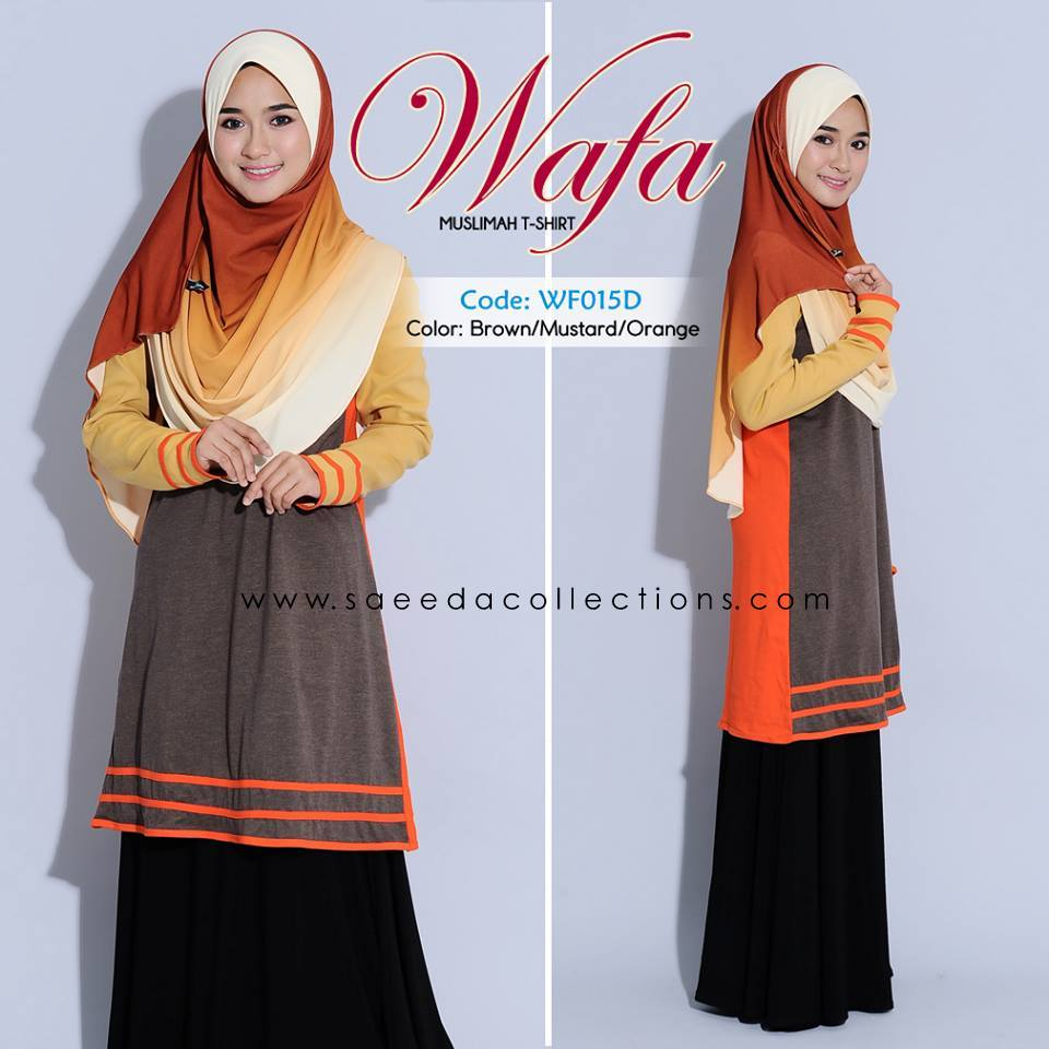 tshirt-muslimah-wafa-wf015d