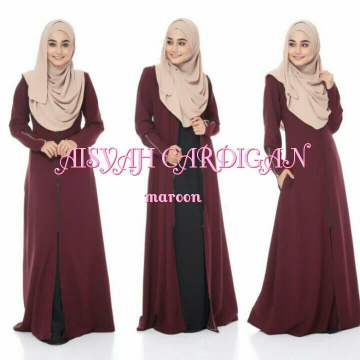 aisyah-cardigan-maroon