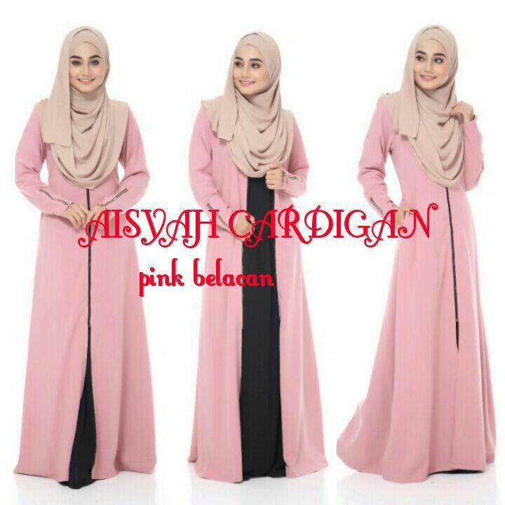 aisyah-cardigan-pink-belacan