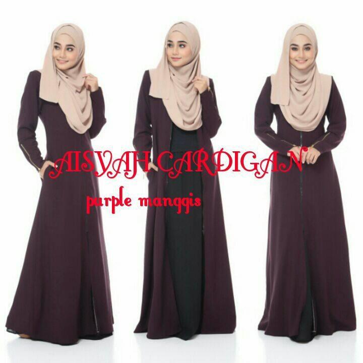 aisyah-cardigan-purple-manggis
