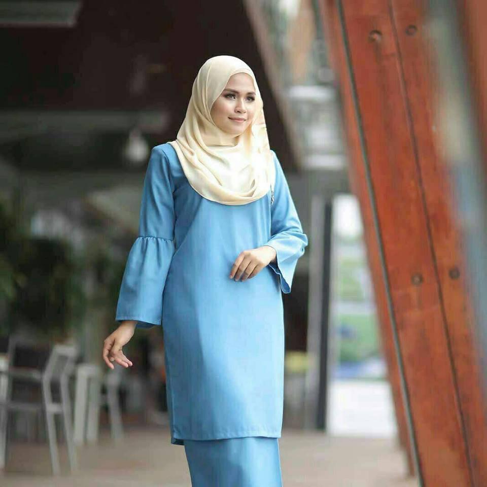 baju-kurung-baby-doll-blue-2