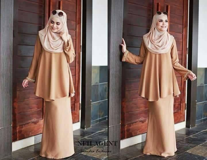 baju-kurung-moden-issandra-brown-coco