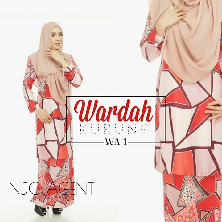 baju-kurung-moden-wardah-kod-wa01