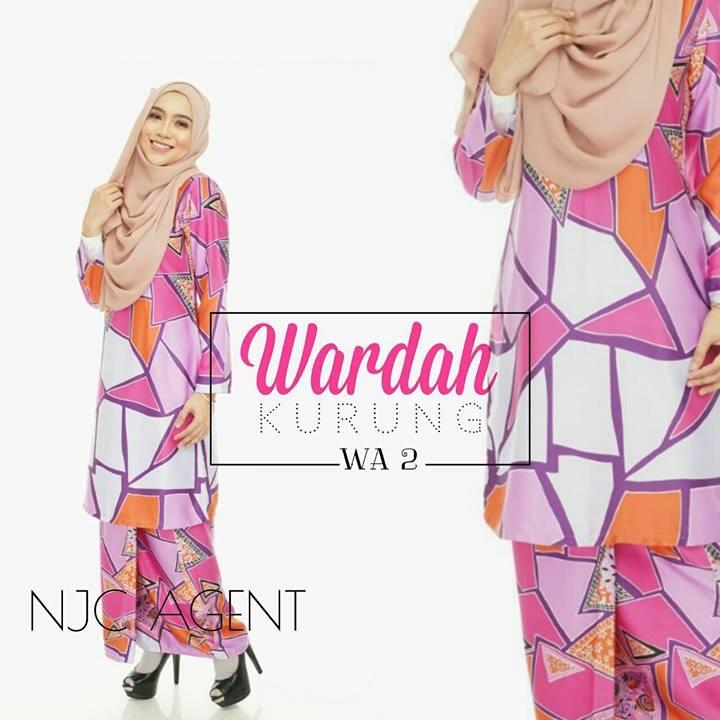 baju-kurung-moden-wardah-kod-wa02