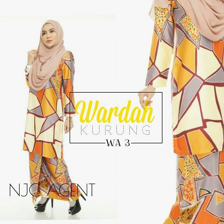 baju-kurung-moden-wardah-kod-wa03