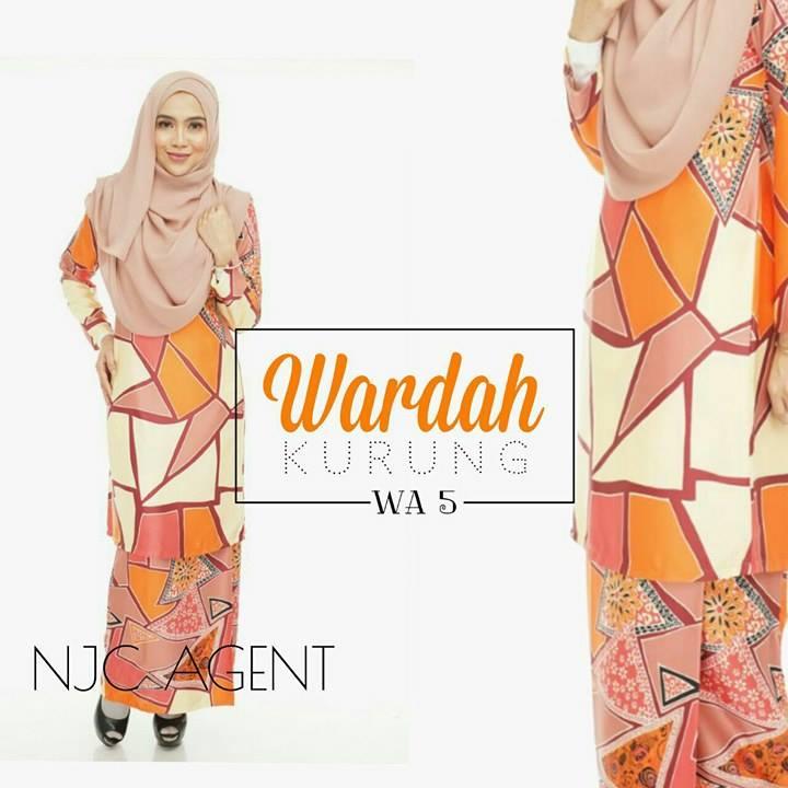 baju-kurung-moden-wardah-kod-wa05